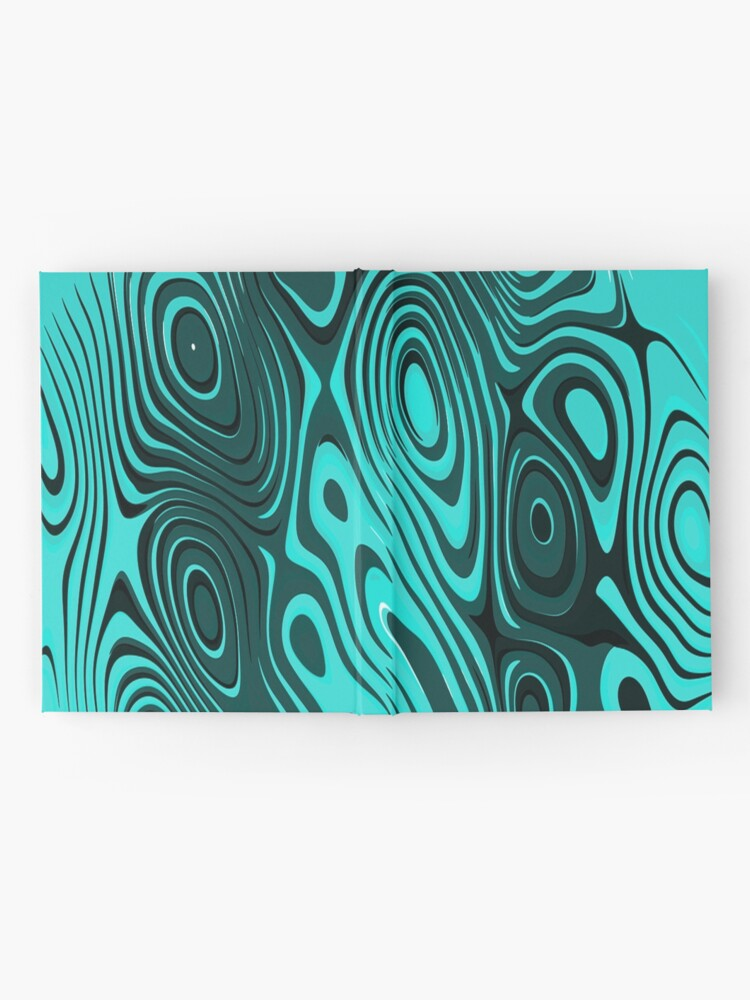 Alternate view of Psychedelic art. Art movement Hardcover Journal