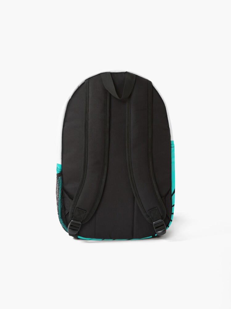 Alternate view of Psychedelic art. Art movement Backpack