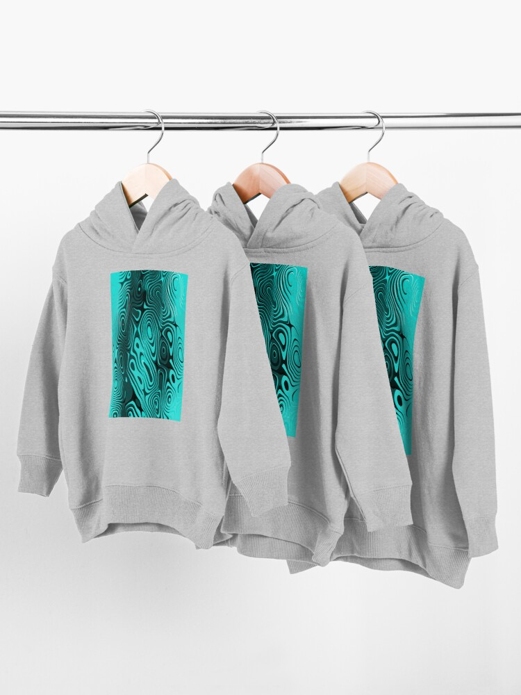 Alternate view of Psychedelic art. Art movement Toddler Pullover Hoodie