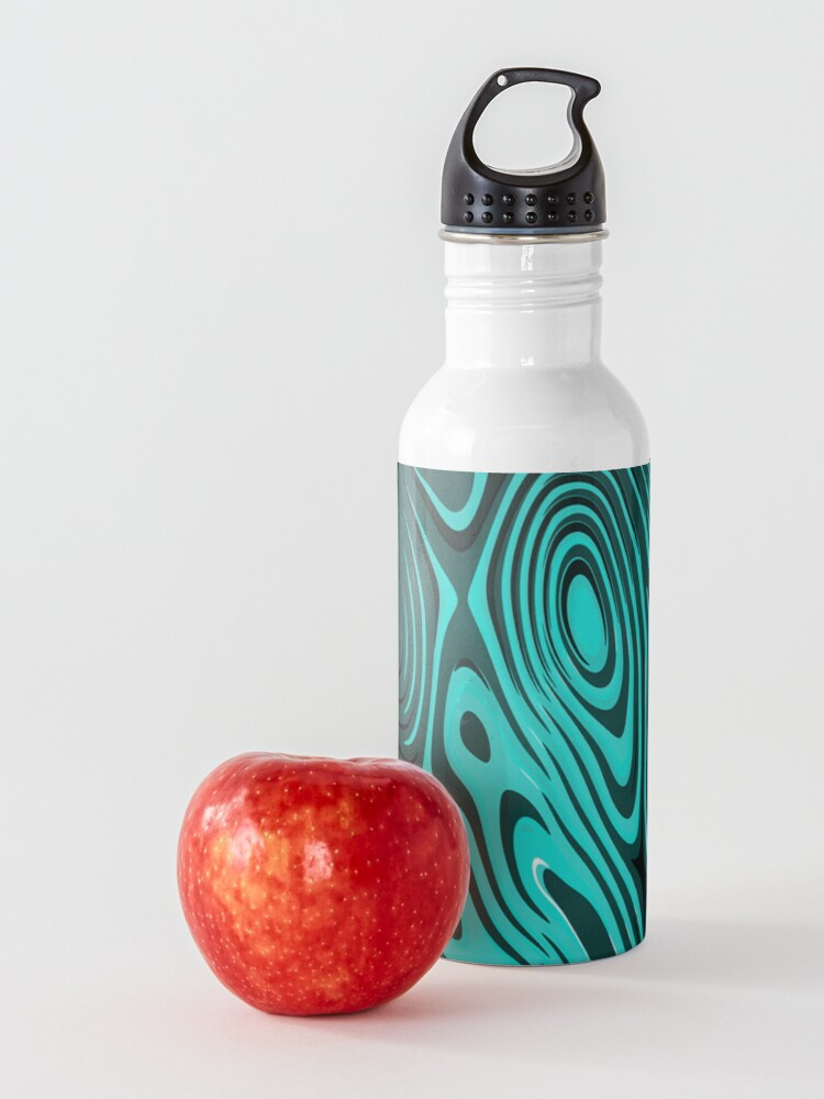 Alternate view of Psychedelic art. Art movement Water Bottle