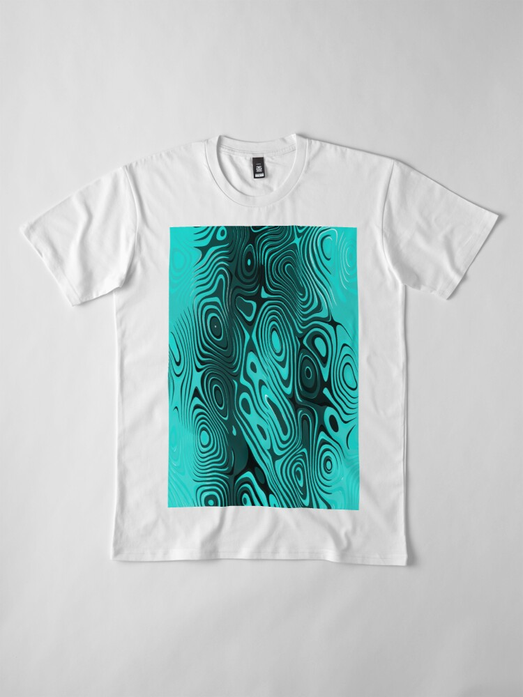 Alternate view of Psychedelic art. Art movement Premium T-Shirt