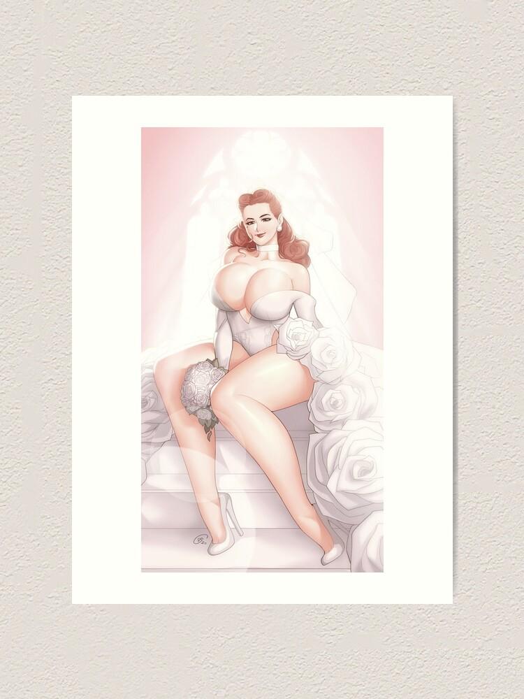 Alternate view of Layla Martin Art Print