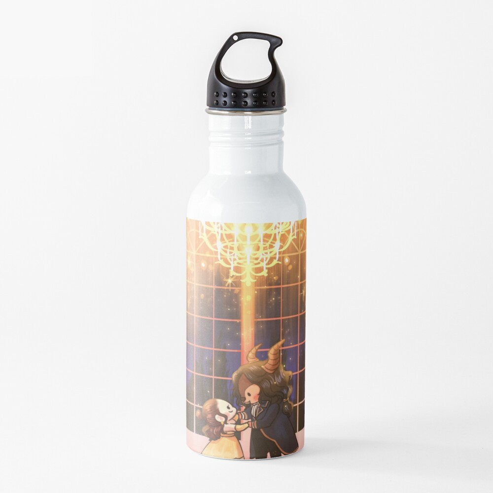 Reylo Monstober - Beauty and the Beast Water Bottle