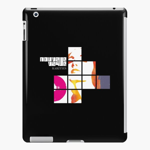 nouvelle vague rarities iPad Snap Case
