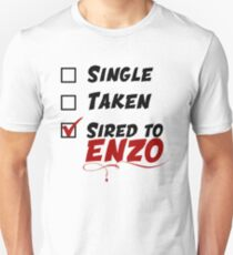 Enzo TVD Unisex T-Shirt