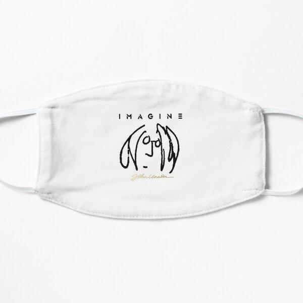 john Lennon SELF Portrait Flat Mask