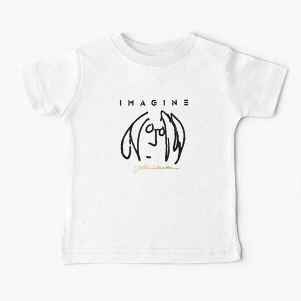 john Lennon SELF Portrait Baby T-Shirt