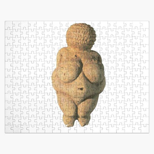 #Venus of #Willendorf #artifact sculpture art figurine statue humanbody #VenusofWillendorf Jigsaw Puzzle