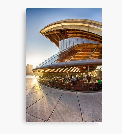 Bennelong Restaurant - Sydney Opera House - Australia Canvas Print
