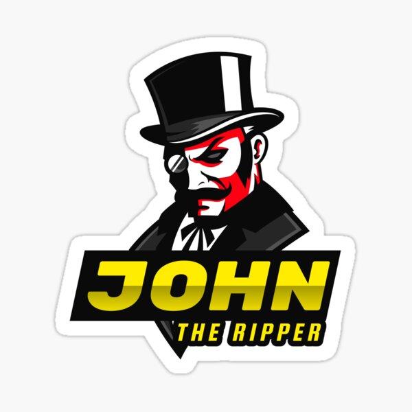 Cyber security - Hacker - John The Ripper Sticker