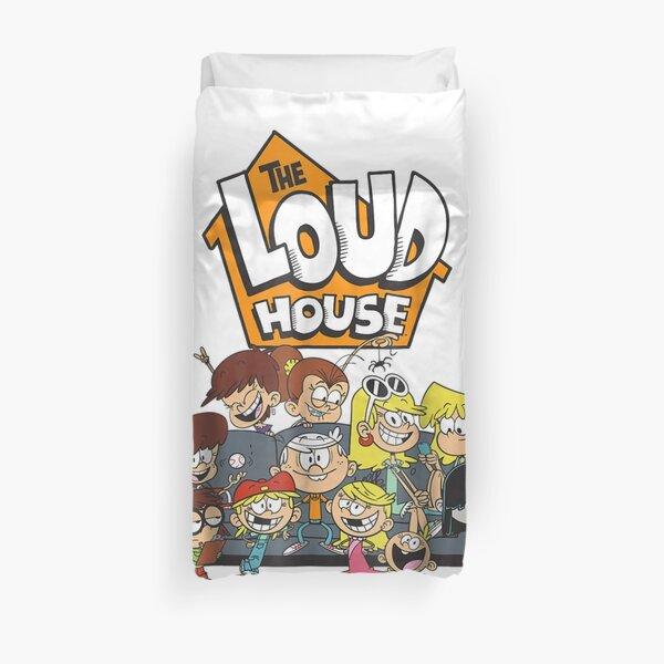Nickelodeon Le personnage de la maison forte Housse de couette