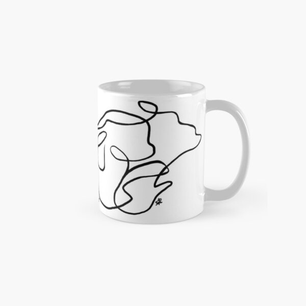 Hiccup by Toothless the dragon Classic Mug