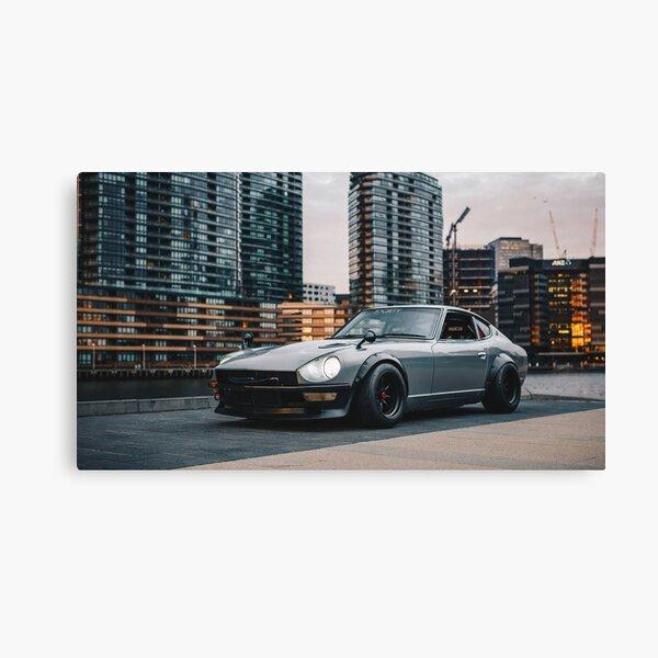 Nissan S30 - Datsun 240Z  Canvas Print