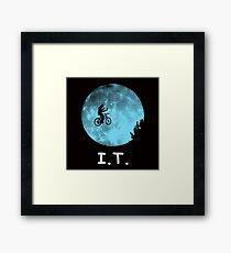 I.T. (Information technology) Framed Print