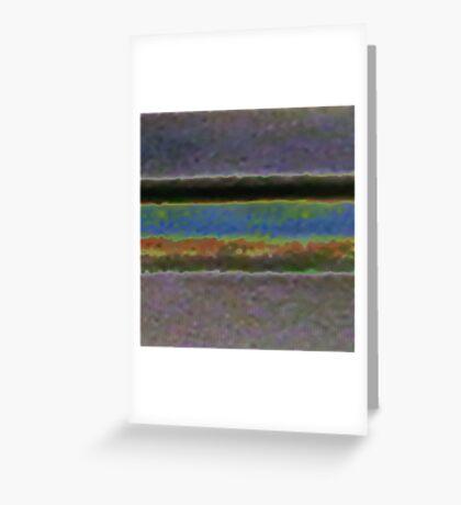 Iodine Greeting Card