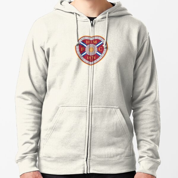 The Jambos Current Logo Zipped Hoodie
