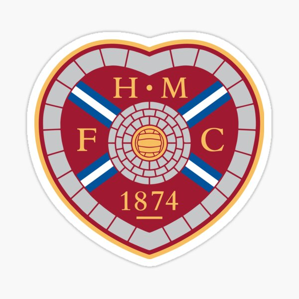 The Jambos Current Logo Sticker
