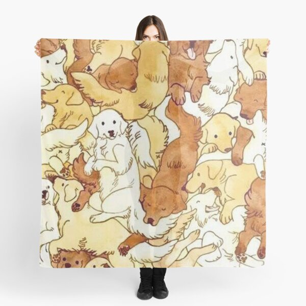 Labrador Overload Scarf