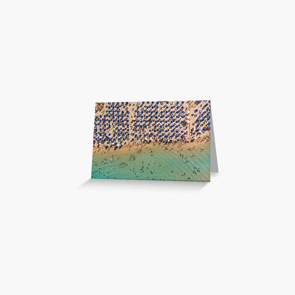 Summer Paradise - Protaras Greeting Card