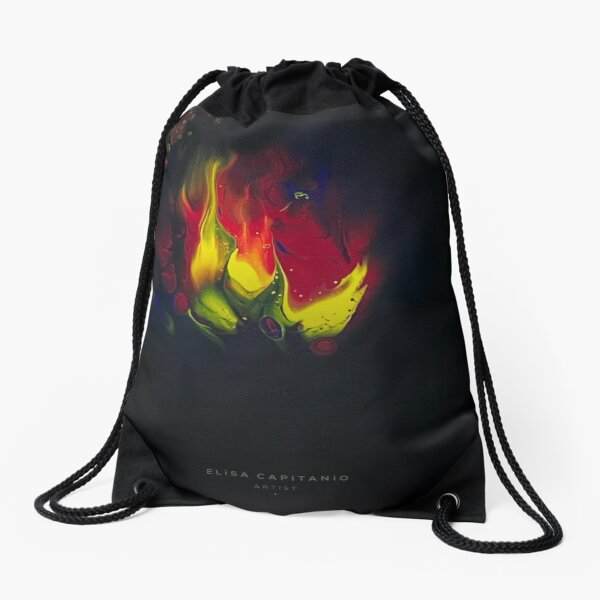 Heatwave Drawstring Bag
