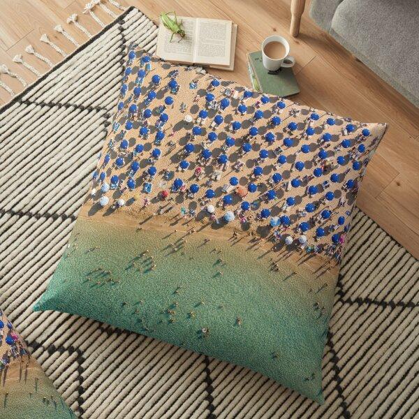 Summer Paradise - Protaras Floor Pillow