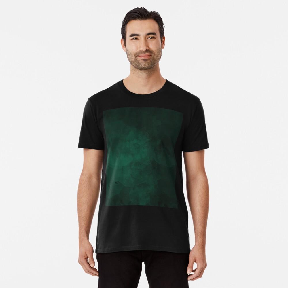 Emerald #minimal #design #kirovair #decor #buyart #green #design #elements Premium T-Shirt
