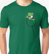 Camiseta unisex Pocket Yoshi