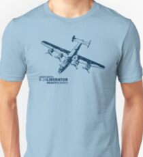 B-24 Liberator Unisex T-Shirt