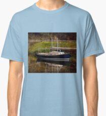Little River Boat. Classic T-Shirt