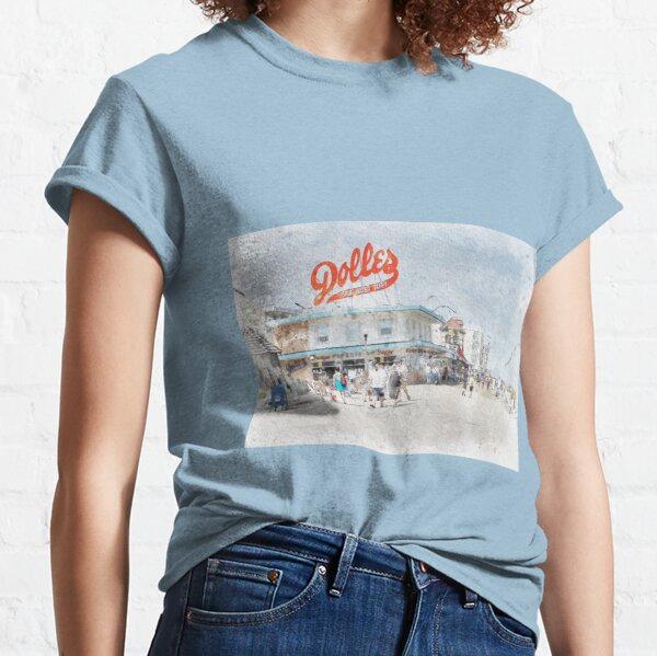 Dolles Candyland Watercolor Classic T-Shirt