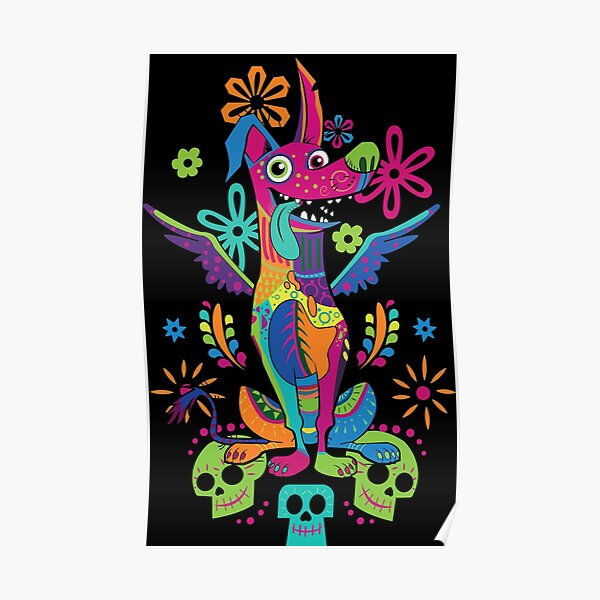Day Of The Dead: Dante Coco Dog Poster