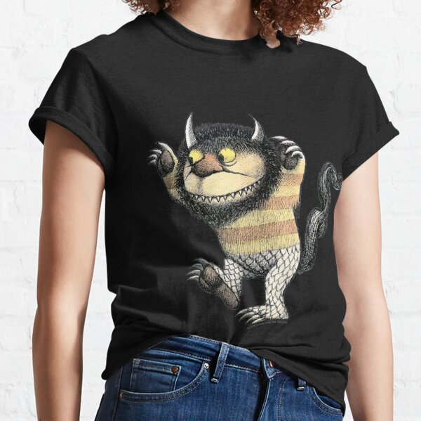 Where the Wild Things Are Carol  Classic T-Shirt