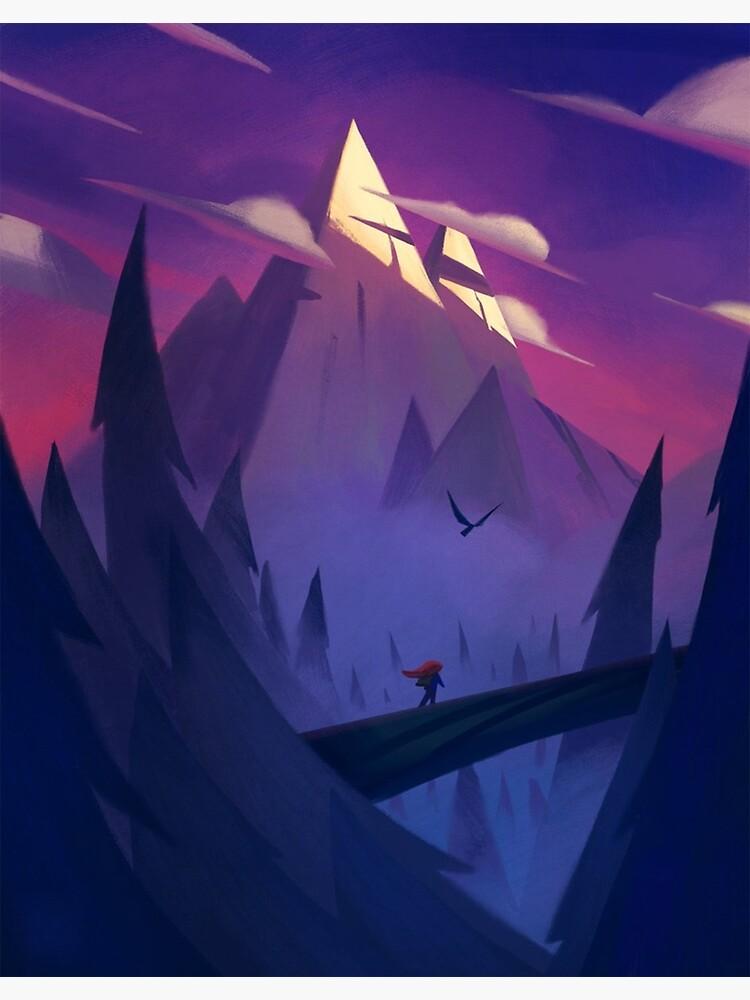 Celeste - Indie Game by SpareSun97