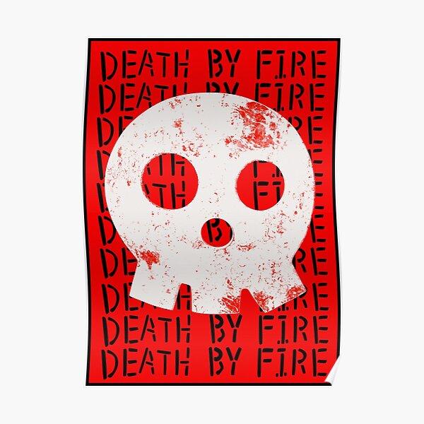 Fire Force - Mort par le feu Poster