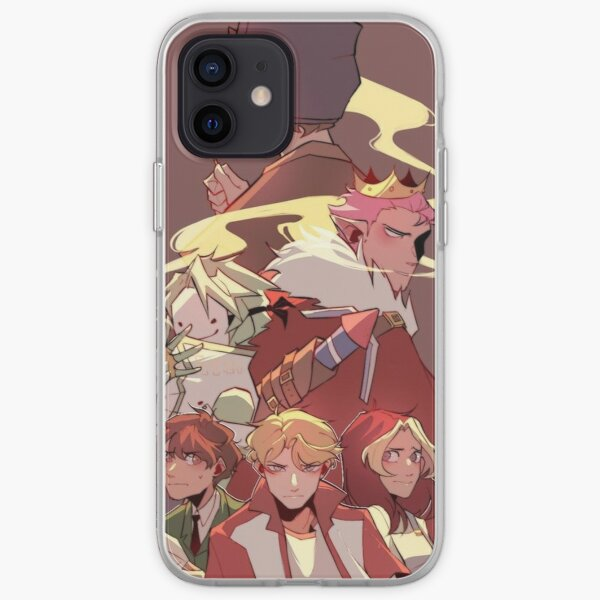 Technoblade Group Photo iPhone Soft Case