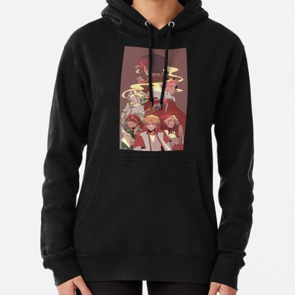 Technoblade Group Photo Pullover Hoodie
