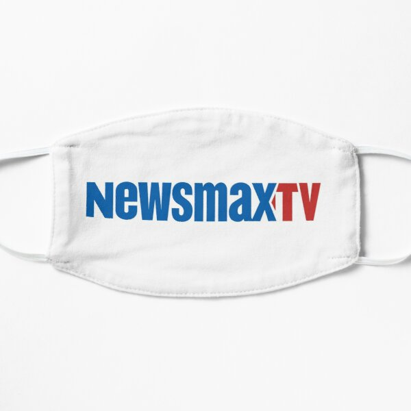 NewsMax TV Mask