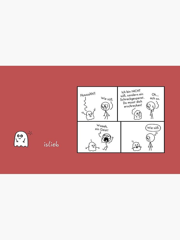 Erschrecken islieb Comic von islieb