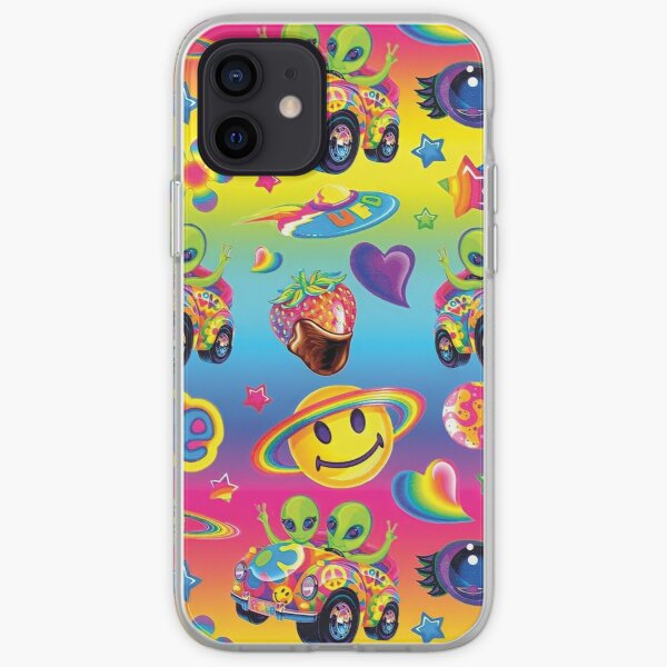 Lisa Frank Party iPhone Soft Case