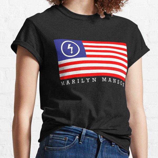 1997 Marilyn Manson T-shirt classique