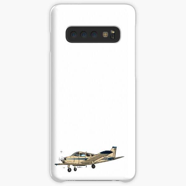 Beechcraft Musketeer N5650S Samsung Galaxy Snap Case