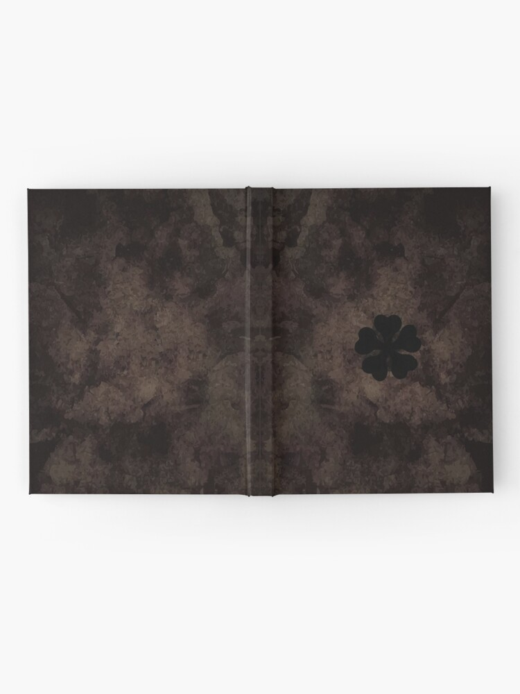 Alternate view of Five-Leaf Clover Book Asta Hardcover Journal