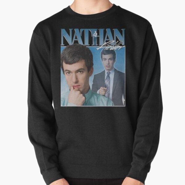 Nathan Fielder 90s Vintage Pullover Sweatshirt