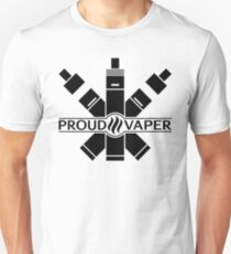 Proud Vaper T-Shirt