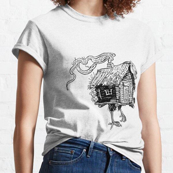 Baba Yaga's hut Classic T-Shirt