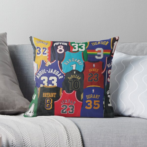 Best of All Time Throw Pillow