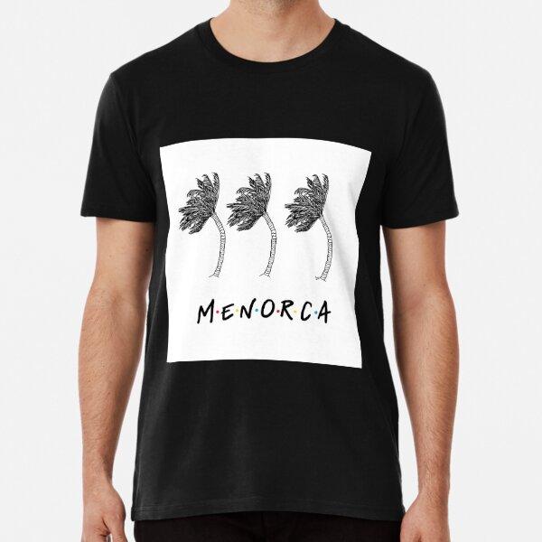 Menorca Palmen Premium T-Shirt