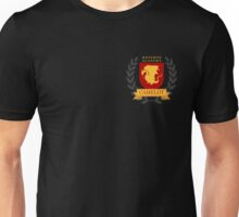 Alternative Style Camelot Knights Academy Print Unisex T-Shirt