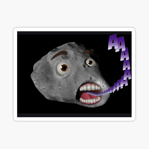 Phobos Sticker
