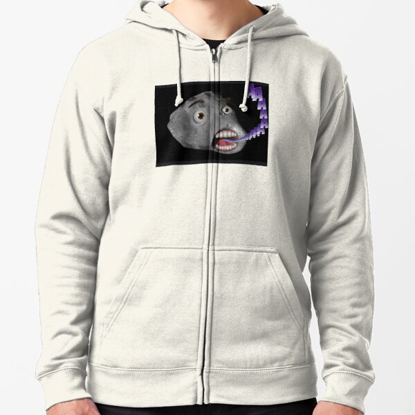Phobos Zipped Hoodie
